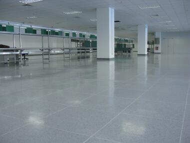 腾瑞环境PVC地板